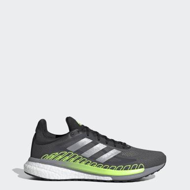 Sapatos SolarGlide ST 3 Cinzento Homem Running
