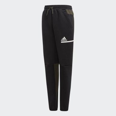 Kluci Trénink černá Kalhoty adidas Z.N.E. AEROREADY
