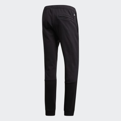 Men Football Black Tango Sweat Pants