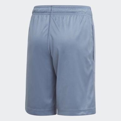 Shorts Reversibles Azul Niño Training