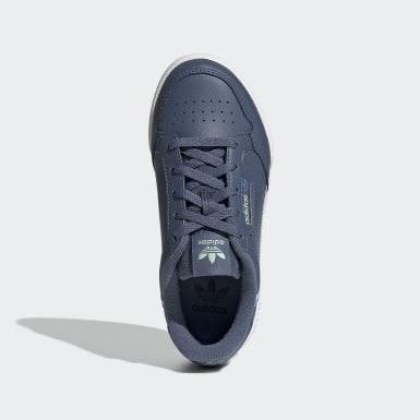 Tenis Continental 80 Azul Niño Originals