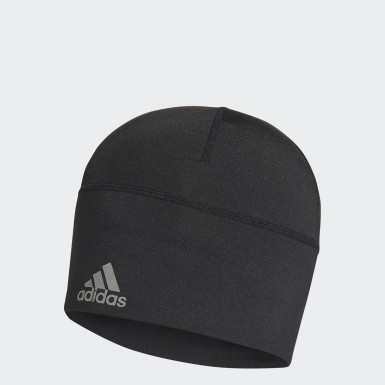 Training Black AEROREADY Fitted Beanie