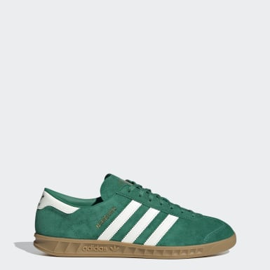 Originals Green Hamburg Shoes