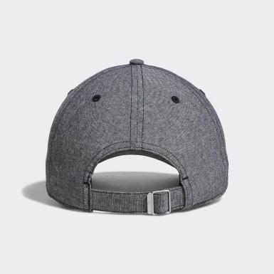 Men's Golf Black Mully Performance Hat