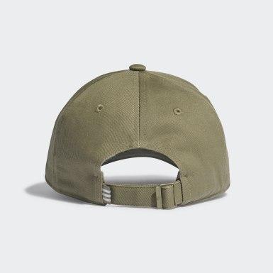 Originals Grøn Trefoil baseball-kasket