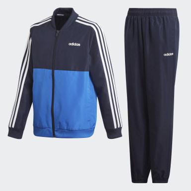 Pants Con Sudadera Yb Ts Woven