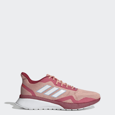 Sapatos NOVAFVSE X Rosa Mulher Running