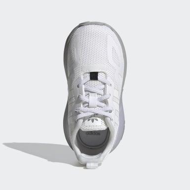 Chaussure ZX 2K Blanc Enfants Originals
