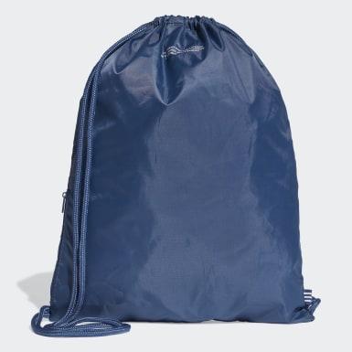 синий Сумка-мешок Trefoil