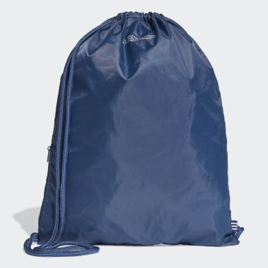 Originals Blue Trefoil Gym Sack