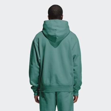 Originals zelená Mikina Pharrell Williams Basics (unisex)