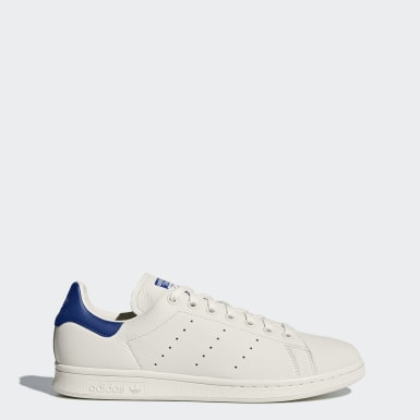 Men Originals Grey Stan Smith Shoes