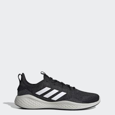 Erkek Koşu Siyah Fluidflow Ayakkabı