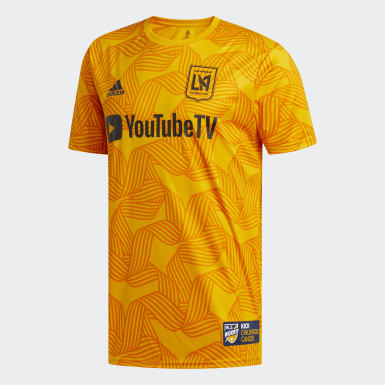 Los Angeles FC KCC Pre-Match Jersey