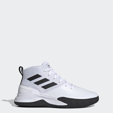 Men's Essentials White OwnTheGame Shoes