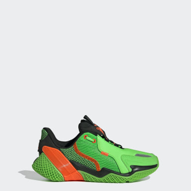 Youth Running Green 4UTURE Runner Shoes
