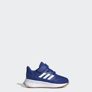 Kids Running Blue Run Falcon Shoes