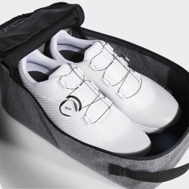 Golf Golf Schuhtasche Grau
