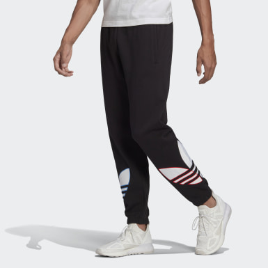 Men Originals Black Adicolor Sweat Pants