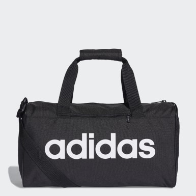 Training Black Linear Core Duffel Bag
