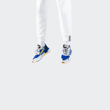 Chaussure Ninja Nite Jogger Blanc Hommes Originals