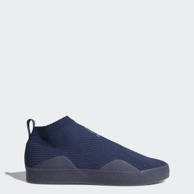 Men Originals Blue 3ST.002 Primeknit Shoes