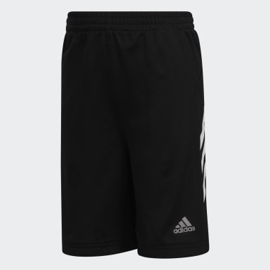 Children Training Black CHILD SPORT SHORT