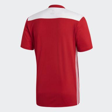 Maglia Regista 18 Rosso Uomo Calcio