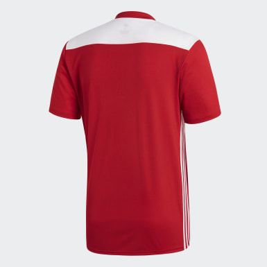 Men Football Red Regista 18 Jersey