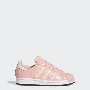 adidas superstar sneakers rosa