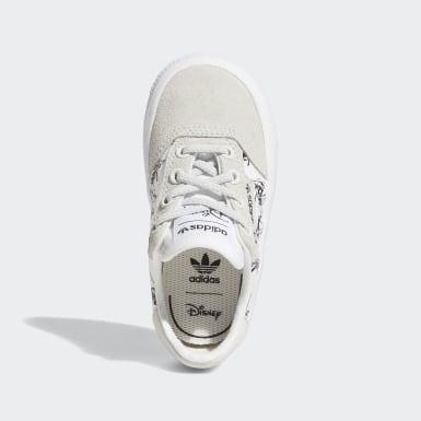 Kinder Originals 3MC x Disney Sport Goofy Schuh Weiß