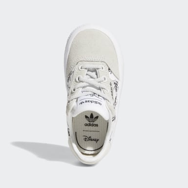 Børn Originals Hvid 3MC x Disney Sport Goofy sko