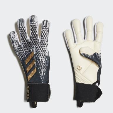 Deti Futbal čierna Brankárske rukavice Predator 20 Pro Junior