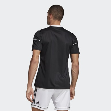 Men Training Black Squadra 17 Jersey