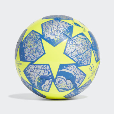 Pelota UCL Finale Estambul Club Amarillo Fútbol