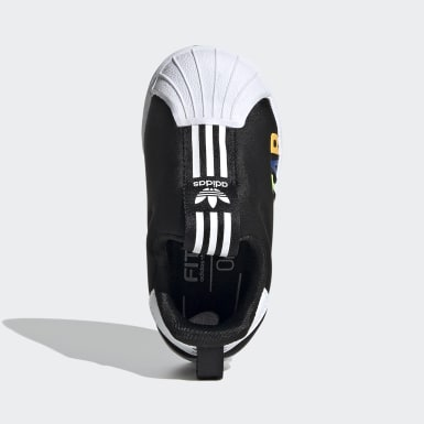 Bebek Originals Black Superstar 360 X Ayakkabı