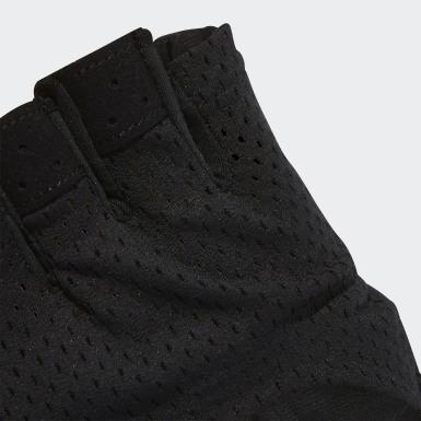 Ženy adidas by Stella McCartney černá Rukavice Training