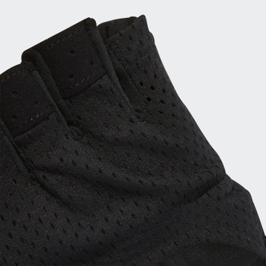 Ženy adidas by Stella McCartney čierna Rukavice Training