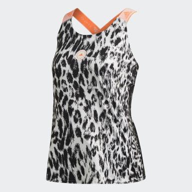 Camisola de Alças Larga TRUEPURPOSE Branco Mulher adidas by Stella McCartney