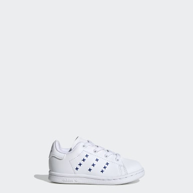 Kinderen Originals Wit Stan Smith Schoenen