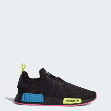 Men Originals Black NMD_R1