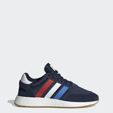 adidas Originals I 5923 Laufschuhe Herren WeißBlauRot