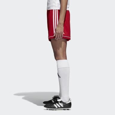 Short Squadra 17 rouge Femmes Soccer