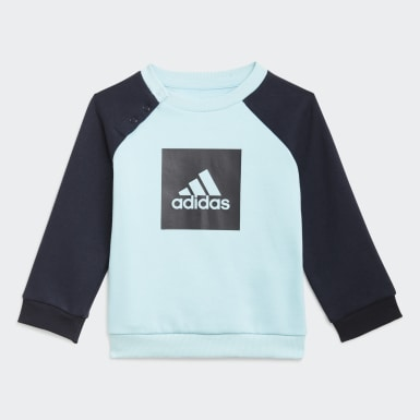 Conjunto 3-Stripes Fleece Jogger (UNISSEX) Kids Training