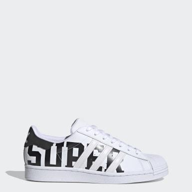 Chaussure Superstar noir Hommes Originals