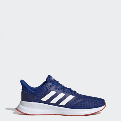 Männer Running Runfalcon Schuh Blau