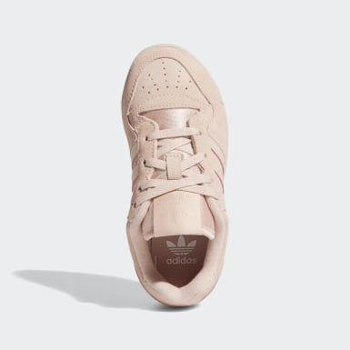 Kids 4-8 Years Originals Pink Rivalry Low Shoes