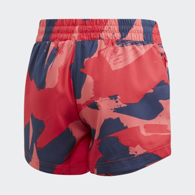 JG TR WV SHORT Cinza Kids Training