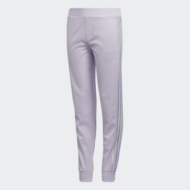 Youth Training Purple Iridescence Jogger