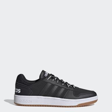 Erkek Sport Inspired Black Hoops 2.0 Ayakkabı